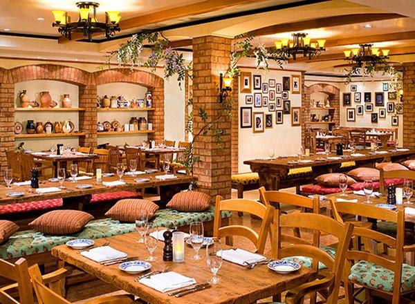 La Cucina Italian Restaurant on Norwegian Pearl
