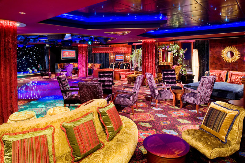 Bliss Ultra Lounge on Norwegian Pearl