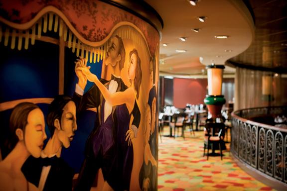 Mambos Tapas Restaurant on Norwegian Pearl