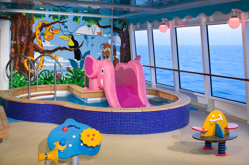 Splashes Kid''s Pool on Norwegian Pearl