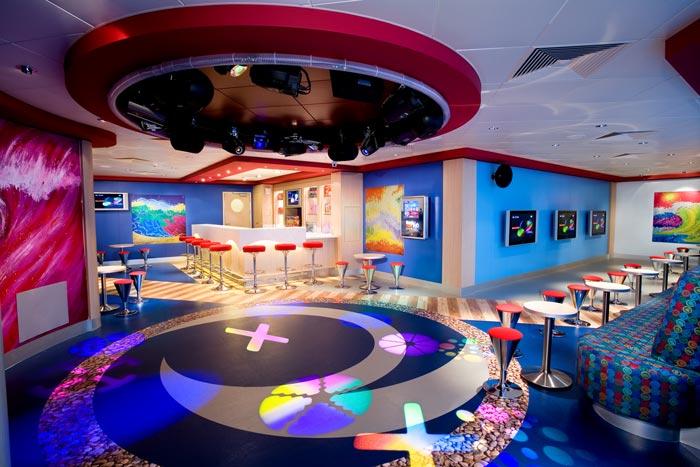Teen Club on Norwegian Star