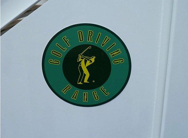 Golf Driving Net on Norwegian Star