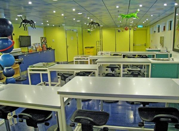 Adventure Science Lab on Oasis of the Seas