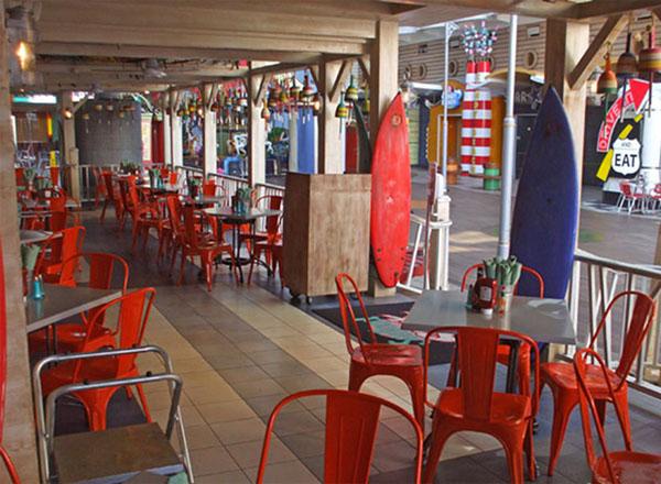 Seafood Shack on Oasis of the Seas