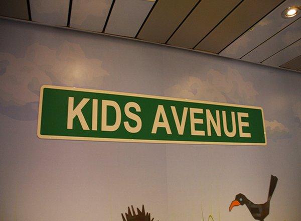 Kids Avenue on Oasis of the Seas