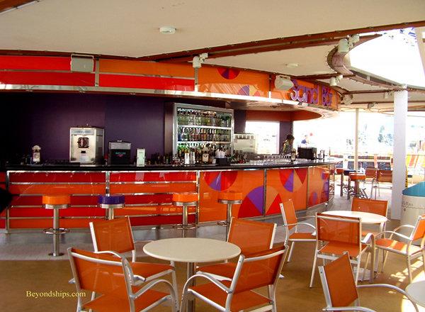 Sand Bar on Oasis of the Seas