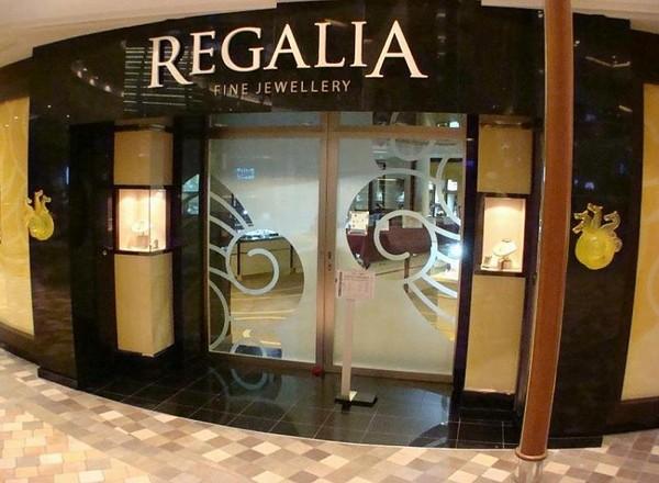 Regalia on Oasis of the Seas