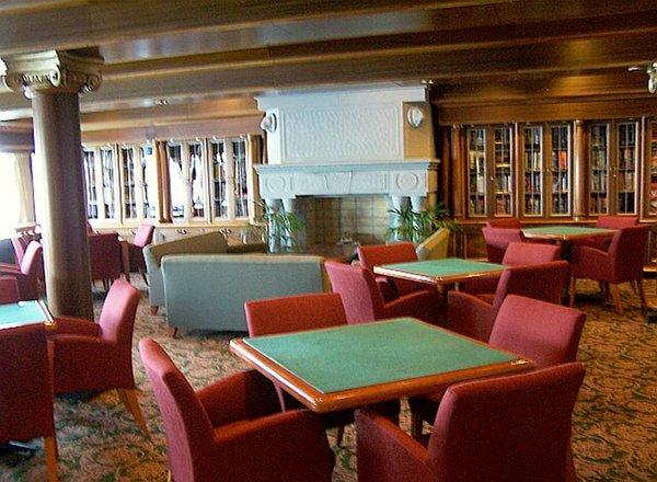 The Library on Oceana