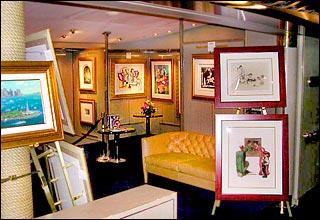 Art Gallery on Oosterdam