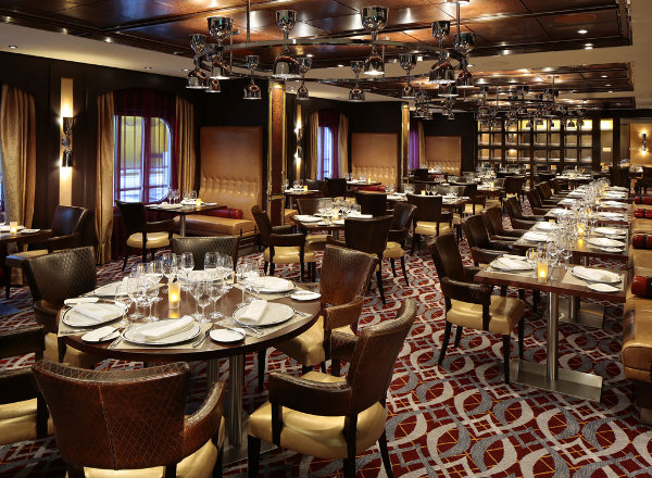 Chops Grille on Ovation of the Seas