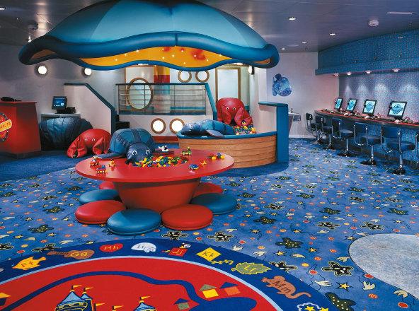 Adventure Ocean on Ovation of the Seas