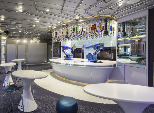 Bionic Bar on Ovation of the Seas