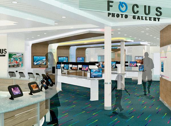 Focus Photo Gallery on Ovation of the Seas