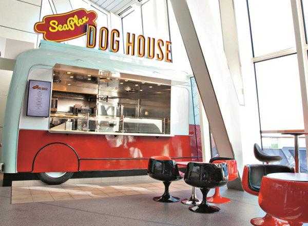 SeaPlex Doghouse on Ovation of the Seas