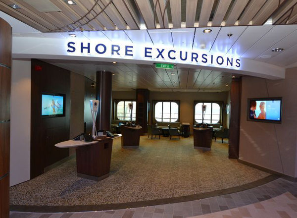 Shore Excursions on Ovation of the Seas