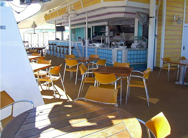 Bimini Bar And Grill on Pride of America