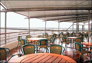 Terrace Grill on Prinsendam