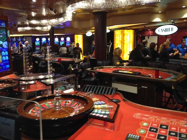 Casino Royale on Quantum of the Seas