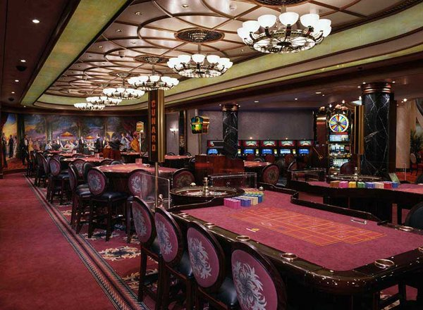 Empire Casino on Queen Victoria