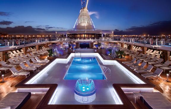 Pool on Riviera