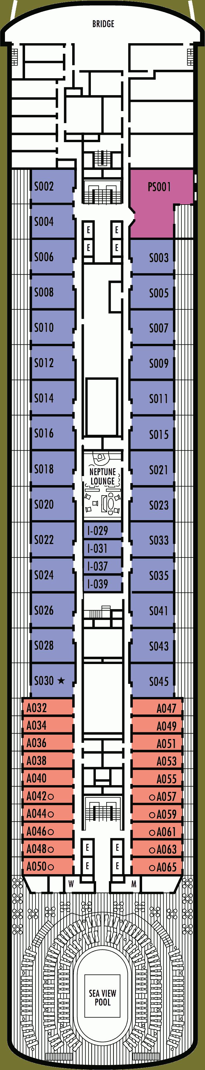 Ryndam deck plans for 8 x 10 deck plans
