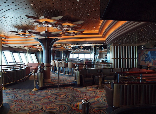 Skywalkers Nightclub on Sapphire Princess