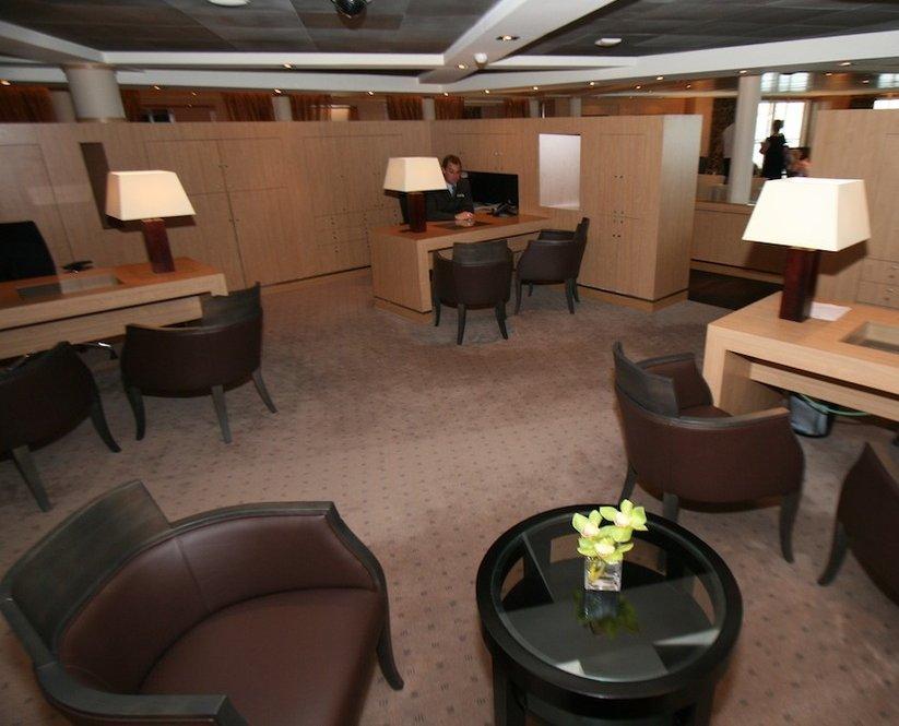 Destination Services on Seabourn Legend