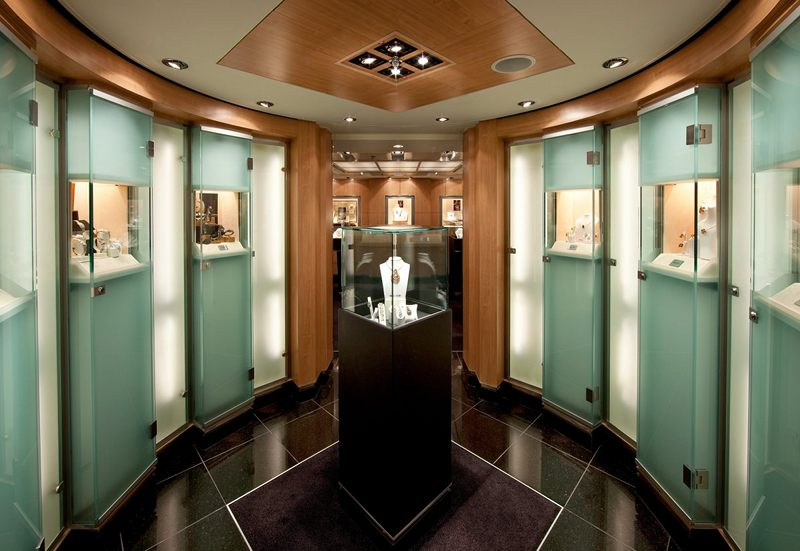 The Collection on Seabourn Odyssey