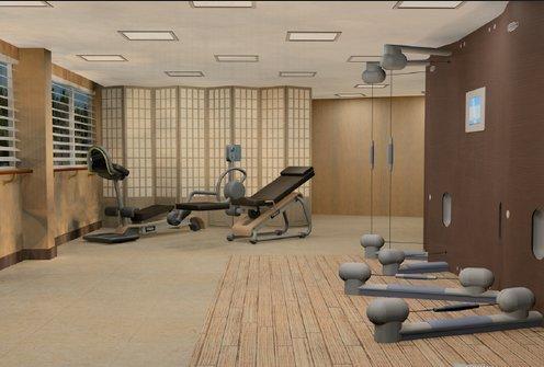 Motion Studio on Seabourn Odyssey