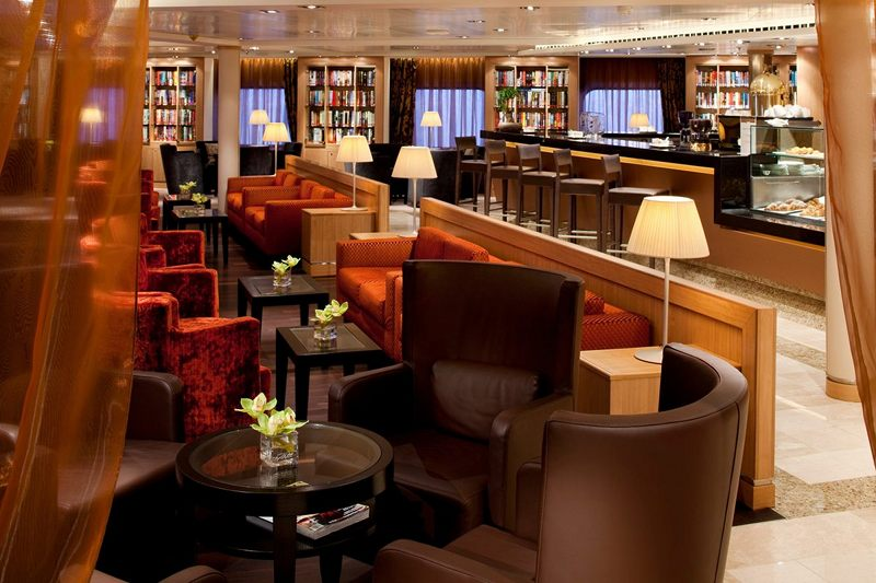 Seabourn Square on Seabourn Odyssey
