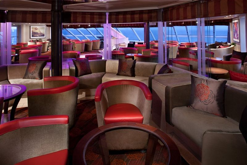 The Club on Seabourn Pride