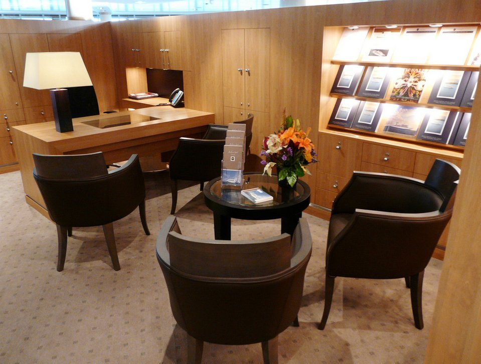 Meeting Rooms on Seabourn Quest
