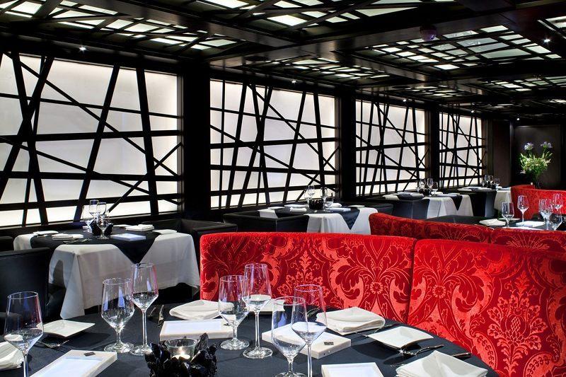 Restaurant 2 on Seabourn Quest