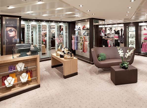 Seabourn Shop on Seabourn Quest