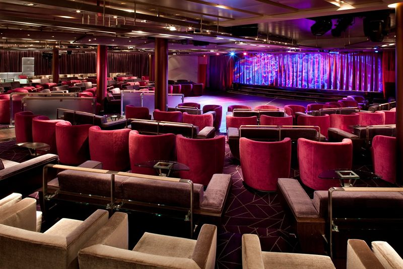 Grand Salon on Seabourn Sojourn