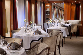 Dining Salon on SeaDream II