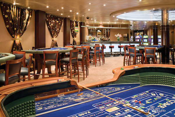 Casino on Seven Seas Explorer