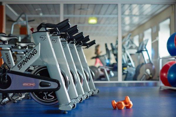 Fitness Center on Seven Seas Explorer
