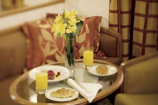 Room Service on Seven Seas Mariner