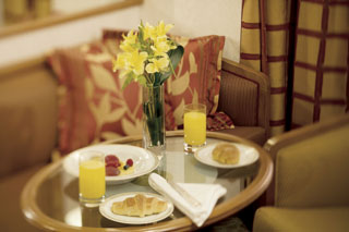 Room Service on Seven Seas Voyager