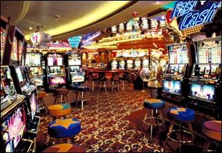 Casino Royale on Splendour of the Seas