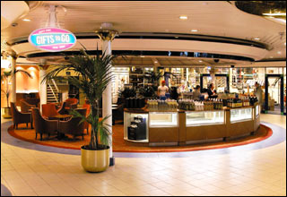 Photo Gallery and Shop on Splendour of the Seas