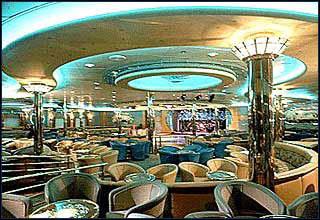 Lounge on Splendour of the Seas