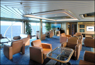 Crown and Anchor Study on Splendour of the Seas