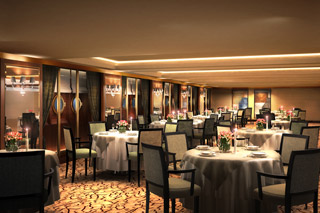 AmphorA Restaurant on Star Breeze