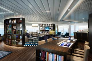 The Yacht Club on Star Legend