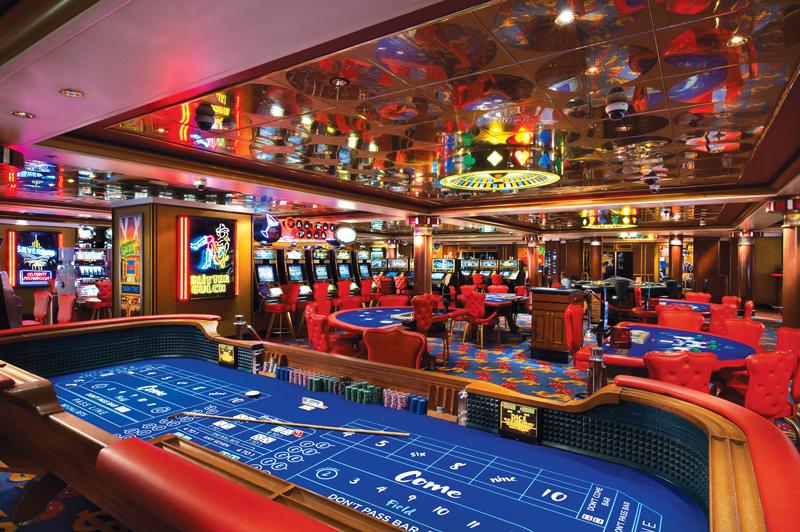 Maharajah''s Casino on Star Princess