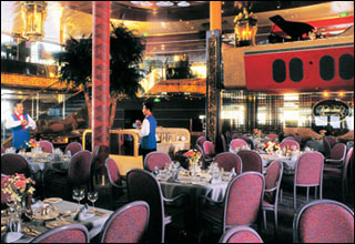 Rotterdam Dining Room on Statendam