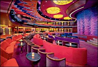 Main Show Lounge on Zaandam