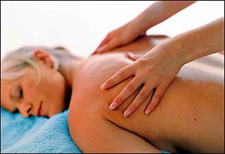 Massage/Steam Rooms on Zuiderdam